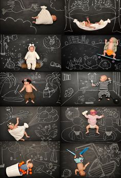 Anna Eftimie: you put the baby and she, the blackboard - # bébé . - Anna Eftimie: you put the baby and she the blackboard – La meilleure image selon vos envies sur beb Monthly Baby Photos, Newborn Baby Photos, Funny Baby Pictures, Foto Baby, Baby Album, Baby Memories, Newborn Baby Photography, Baby Art, Baby Milestones