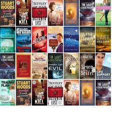 "Wednesday, February 11, 2015: The Sandown Public Library has 22 new books in the Large Print section.   The new titles this week include ""Carnal Curiosity,"" ""A Time to Kill,"" and ""The October List."""