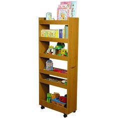 Venture Horizon Thin Man Pantry Cabinet Dramatically Increases Storage Space...Frees Up Counters The Venture Horizon Thin Man Pantry Cabinet turns unused areas of the kitchen or pantry into maximum storage space. Because it is on casters the Mobile Pantry glides effortlessly into small seemingly useless spaces alongside the refrigerator or already loaded cupboards. When