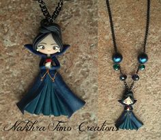 Once Upon A Time Evil Queen Polymer Clay by Nakihra on DeviantArt