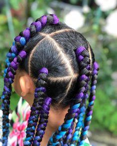 || PRODUCTIVE SATURDAY || . . . . . #jumbobraids #naturalhaircommunity #naturalhairstyles #babygirl #twostrandtwist #curlsaunaturel… Braided Hairstyles Updo, Protective Hairstyles, Wedding Hairstyles, Updo Hairstyle, Updos, Jumbo Braids, Dutch Braids, Two Strand Twists, Goddess Braids
