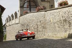 Some nifty road trip ideas for Europe