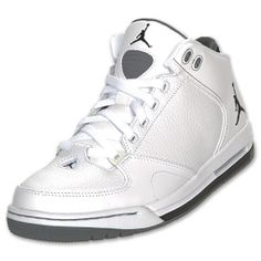 Men's Jordan As You Go Basketball Shoes| FinishLine.com | White/Black/Cool Grey