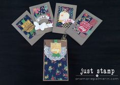 Stampin Up! Badges & Banners Set | Stampin Up! | Just Stamp