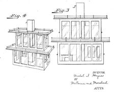 Homemade Dollhouse Blue Prints | Ho-lee mo-lee. I am announcing Daddy Types' transformation into a ...