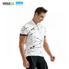 WOSAWE Cycling Jersey mtb breathable cycling jerseys Short sleeve summer quick dry cloth MTB Ropa Ciclismo wielerkleding ** AliExpress Affiliate's buyable pin. Item can be found  on www.aliexpress.com by clicking the image