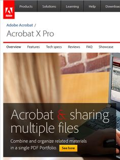 Adobe Acrobat Pro DC makes your job easier every day with the trusted PDF converter. Acrobat Pro is the complete PDF solution for working anywhere. Adobe Acrobat, Adhd, Denver, How To Apply, Technology, Learning, Design, Tech, Tecnologia