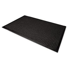 3x5 Grey Guardian WaterGuard Indoor//Outdoor Wiper Scraper Floor Mat Rubber//Nylon
