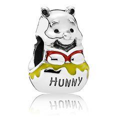 Winnie the Pooh Charm by PANDORA | Disney Store