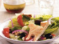 Greek Chicken Salad recipe from Betty Crocker