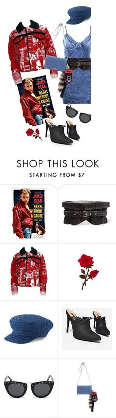 """I think the prime reason for existence, for living in this world is discovery. James Dean'"" by dianefantasy ❤ liked on Polyvore featuring Isabel Marant, Jean-Paul Gaultier, SONOMA Goods for Life, Diesel, Miu Miu, polyvorecommunity, polyvoreeditorial and alldenim"