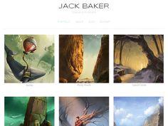 Freelance illustrator and concept artist Jack Baker's portfolio and blog website. Animation, novels, children's books, games. Freelance Illustrator, Children's Books, Novels, Animation, Concept, Artists, Website, Games, Illustration