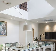 luminaire avec plafonnier d centr 4 solutions lights. Black Bedroom Furniture Sets. Home Design Ideas