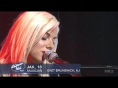 Jax - I Want to Hold Your Hand - American Idol 2015 (Top 12) - YouTube