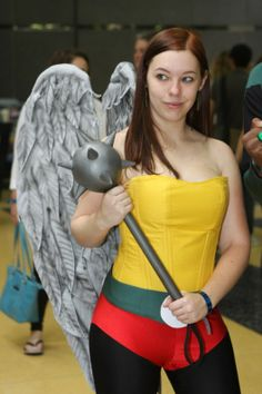 Wizard World Chicago 2011 Cosplay Pics Dc Cosplay, Hawkgirl, Cosplay Characters, Costumes, Costume Ideas, Good Times, Chicago, Culture, World