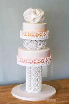 """Sweet"" 3D printed sugar items! Sugar-Based 3D Printers   www.3dsystems.com"