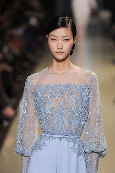 Elie Saab Spring, Summer Haute Couture 2013
