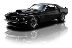 1969 Ford Mustang | RK Motors Charlotte | Collector and Classic Cars