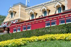 Disney Bucket List: Ride on the Lilly Belle Presidential Parlor Car on the Disneyland Railroad
