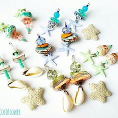 Check out my beach jewelry