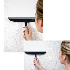 Problemen met jouw muur oplossen doe je op een eenvoudige manier. Lees hier hoe je jouw muur gladmaakt, zonder opnieuw te stucen.