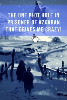 This one PLOT HOLE in Harry Potter and the Prisoner of Azkaban drives me crazy! Find out what it is. #harrypotter
