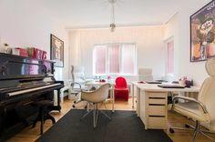Interior Design I Office Space I Cost Effective Ideas  Knowbox Office Parensov Str. - vaia.bg