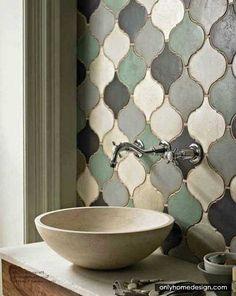 Marrakech Tiles, Bathroom Http://pinterest.com/pin/13088655138687130/ |  Bathroom | Pinterest | Marrakech, Interiors And Future