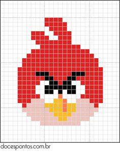 Doces Pontos: Angry Birds