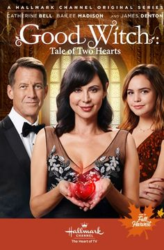 """Find out more about the Hallmark Channel Original Series """"Good Witch,"""" starring Catherine Bell & James Denton. Hallmark Good Witch, Hallmark Christmas Movies, Hallmark Movies, Series Movies, Movies And Tv Shows, Tv Series, Serie Tv, Movie Film, The Good Witch Series"""