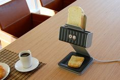 Mühlebach Industriedesign AG | Portfolio - [ What a cool idea. A toaster that works like a desktop printer. - PSC]