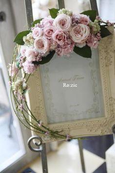Artificial Floral Arrangements, Artificial Flowers, Flower Arrangements, Flower Boxes, Flower Frame, Flower Art, Paper Flower Backdrop, Paper Flowers, Engagement Basket