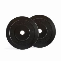 Cap Barbell Bumper Plate Set, 20-Pound