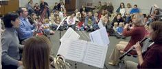 SUMMER READING KICK-OFF: LOLLIPOPS CONCERT    Fri, May 30, 4:30p-5:00p, Main, Meeting Rooms A-C  Sherwood Mobley, principal timpani of the Greenville Symphony Orchestra, will take you on a musical world tour with the most global of instrument families, percussion! This program is generously underwritten by the Friends of the Greenville County Library System.