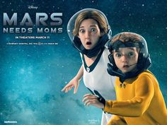 Mars Needs Moms Movie HD desktop wallpaper Widescreen