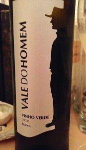 Vale do Homem Vinho Verde is Wine of the Week for September 25, 2014 on www.eatsomethingsexy.com