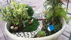 jardines en miniatura modernos
