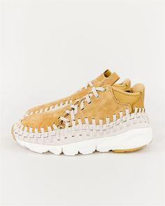 buy online 8106c 99861 Nike Air Footscape Woven Chukka QS - 913929-700 - Flt Gold Lt Orewood