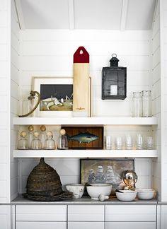 Em clima de férias. Veja: http://www.casadevalentina.com.br/blog/detalhes/em-clima-de-ferias-3094 #decor #decoracao #interior #design #casa #home #house #idea #ideia #detalhes #details #style #estilo #casadevalentina #kitchen #cozinha