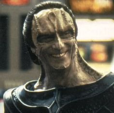 Gul Dukat (from Star Trek DS9).