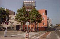 Groningen - Emmasingel/Stationsweg - 1985
