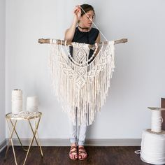 "658 Likes, 19 Comments - Dope Rope // Wall Art (@dope_rope_) on Instagram: ""Happy to be busy with so many custom pieces!"""