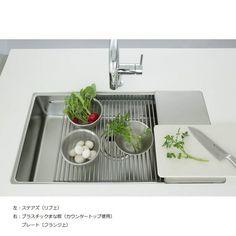 ステンレスシンク/S702(アンダータイプ) | キッチンパーツ・建築部材の見積・購入|ekreaParts [ エクレアパーツ ]