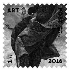 Ville Anderssonin postimerkki.
