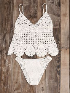 Bust(Cm): 72cm Hip Size(Cm): 92cm Waist Size(Cm): 54-92cm Size Available: one-size Top Length(Cm): 47cm Material: 100% Cotton Chest Pad: NO Type: Tankinis Top: Triangle Color: White Style: Sexy, Vacation, Boho