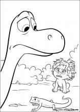 the good dinosaur coloring pages on coloring bookinfo