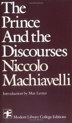 niccolo machiavelli quotes.html