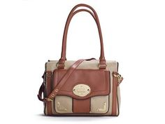This is a strong contender for a fall purse