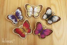 Бабочки-брошки можно приобрести https://instagram.com/hellonana.ru