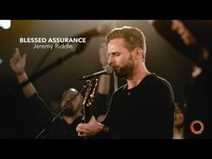 Live from REST 2019 Blessed Assurance words and music by Fanny Jane Crosby, Jeremy Riddle, Phoebe Knapp Arranged by Jeremy Riddle CCLI Vindica. Praise Songs, Worship Songs, Praise And Worship, Music Sing, Gospel Music, Live Music, Christian Singers, Christian Music, Blessed Assurance Hymn
